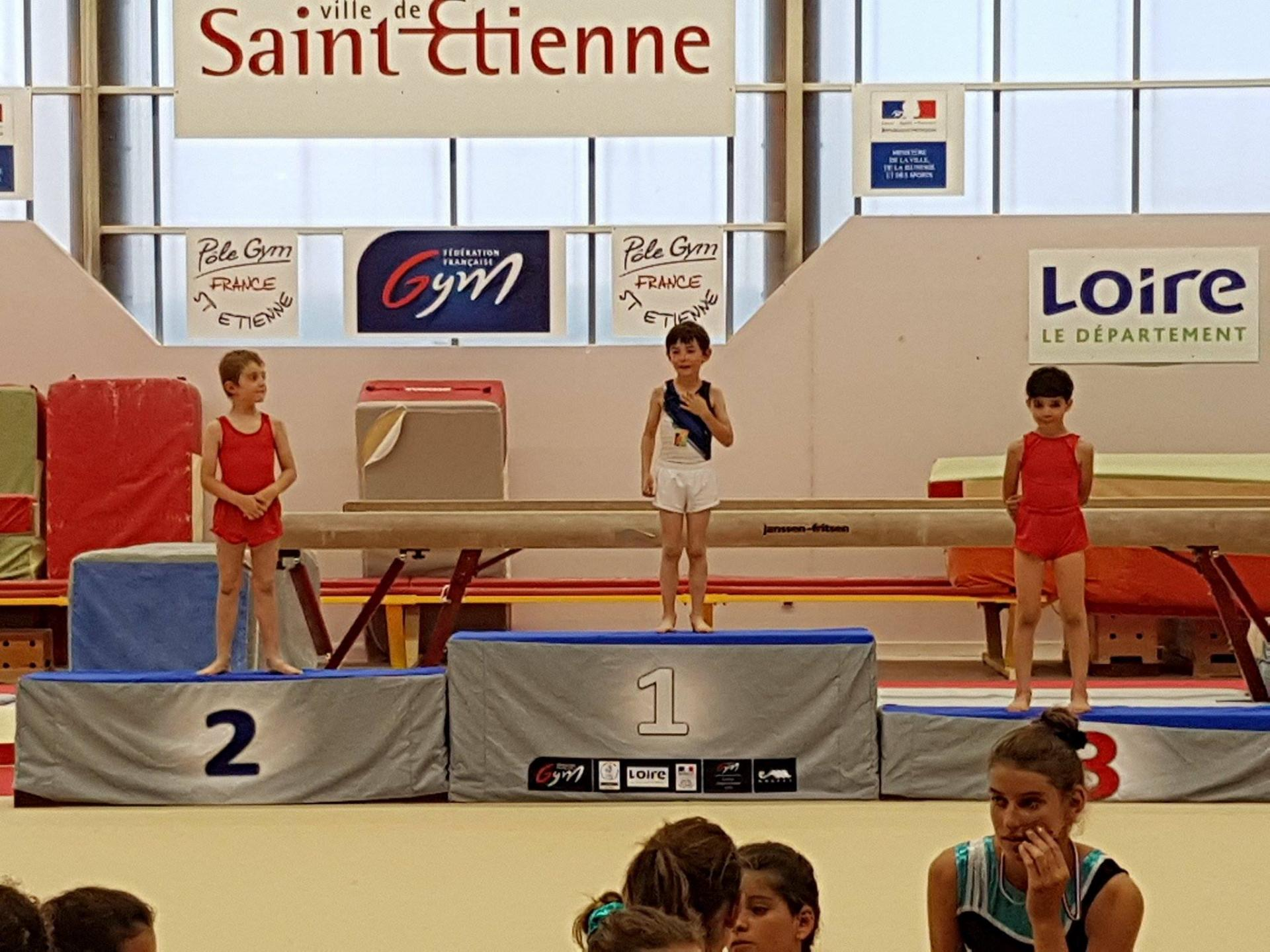 Come podium coupe loire